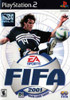 FIFA 2001 - PS2 Game