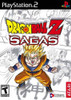 Dragon Ball Z Sagas - PS2 Game