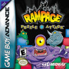 Rampage Puzzle Attack - Game Boy Advance Game