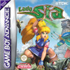 Lady Sia - Game Boy Advance Game