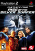 Fantastic 4 Rise of the Silver Surfer - PS2 Game