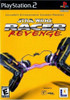Star Wars Racer Revenge - PS2 Game