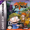 Rugrats Go Wild - Game Boy Advance Game