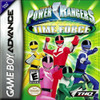 Power Rangers Time Force - Game Boy Advance Game