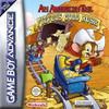 An American Tail Fievel's Gold Rush - Game Boy Advance Game