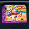 Desert Speedtrap - Game Gear Game