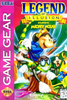 Legend of Illusion Starring Mickey Mouse - Game Gear Game