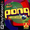 Complete Pong - PS1 Game
