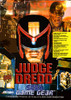 Judge Dredd - Game Gear Game