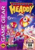 Dynamite Headdy - Game Gear Game