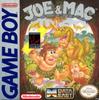 Joe and Mac - Game Boy Game