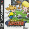 Complete Backyard Soccer - PS1 Game