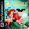 Little Mermaid II, Disney's The - PS1 Game