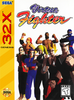 Complete Virtua Fighter - 32X Game
