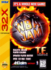 NBA Jam Tournament Edition - 32X Game