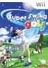 Super Swing Golf - Wii Game