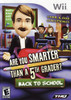 Are You Smarter Than A Fifth Grader Back to School - Wii Game