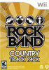 Rock Band Country Track Pack - Wii Game