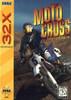 Moto Cross Championship - Genesis 32X Game