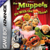 Muppets On With the Show, The - Game Boy Advance Game
