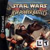 Star Wars Episode I Jedi Power Battles - Dreamcast game
