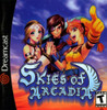 Skies of Arcadia - Dreamcast Game