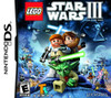 Lego Star Wars III The Clone Wars - DS Game
