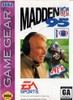 Madden 95 - Game Gear Game