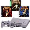 PS1 Tomb Raider Bundle Pak