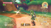 Legend of Zelda Skyward Sword Wii in-game action