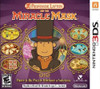 Professor Layton and the Miracle Mask - 3DS Game