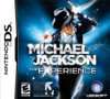Michael Jackson The Experience Nintendo DS game box art image pic