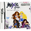 Moxie Girlz Nintendo DS game box art image pic