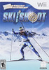 Ski and Shoot Nintendo Wii used video game for sale.