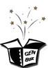 Virtual Pinball - Empty Genesis Box