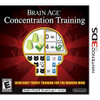 Brain Age Concentration Training - 3DS Game
