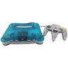 N64 Player Pak Clear Blue / Clear
