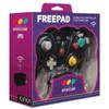 FreePad Wireless Controller Black - GameCube new in box