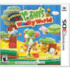 Poochy & Yoshi's Woolly World - 3DS Game