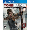 Tomb Raider Definitive Ed. Playstation 4 PS4 used video game for sale online.