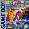 Adventure Island II Aliens in Paradise GameBoy original Nintendo Game for sale online.