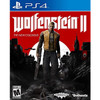 Wolfenstein II New Colossus Playstation 4 PS4 used video game for sale online.