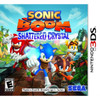 Sonic Boom Shattered Crystal 3DS Used Nintendo Video Game For Sale Online.