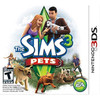 The Sims 3 Pets Nintendo 3DS used video game for sale.