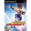 Virtua Quest Playstation 2 PS2 used video game for sale online.