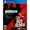 Wolfenstein The New Order/Old Blood Sony Playstation 4 PS4 used video game for sale online.