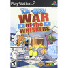 Tom and Jerry War of the Whiskers Playstation 2 PS2 used video game for sale online.