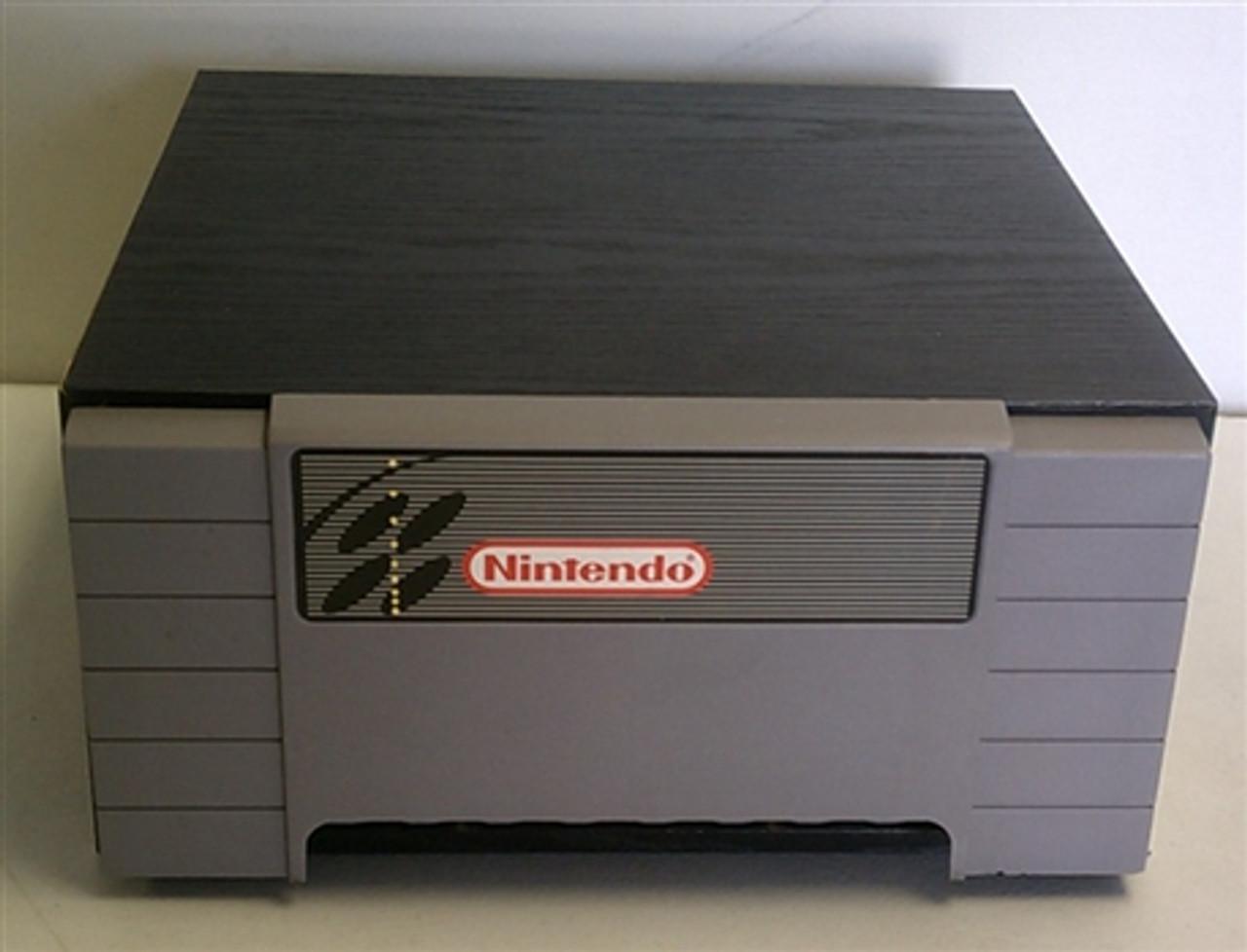 Storage Drawer - Holds 24 Super Nintendo SNES Games