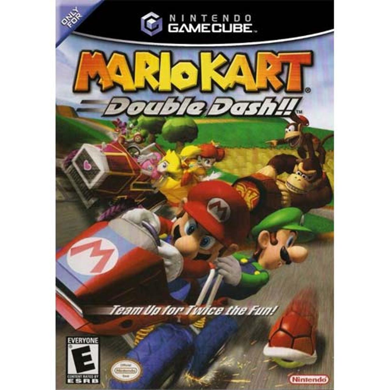 Mario Kart Double Dash Nintendo Gamecube For Sale Dkoldies