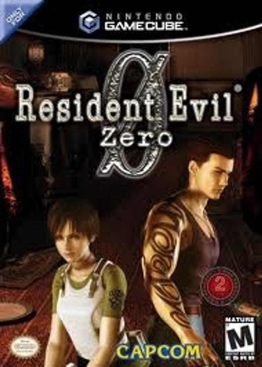 Resident Evil Zero Nintendo Gamecube Game For Sale Dkoldies